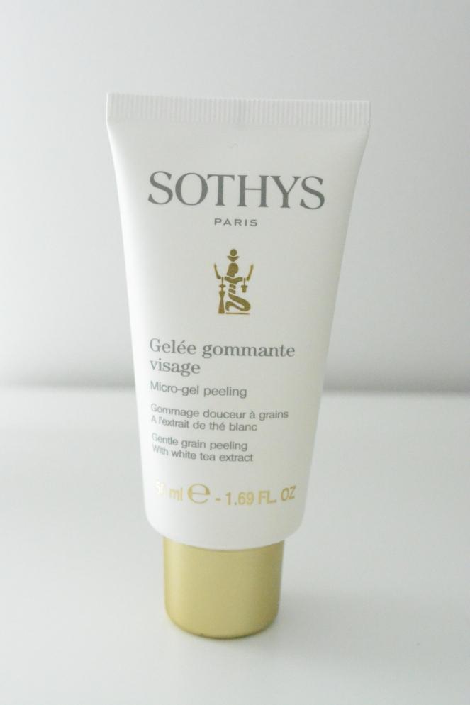 Sothys gel crème peeling