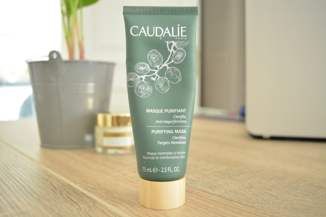masque purifiant Caudalie